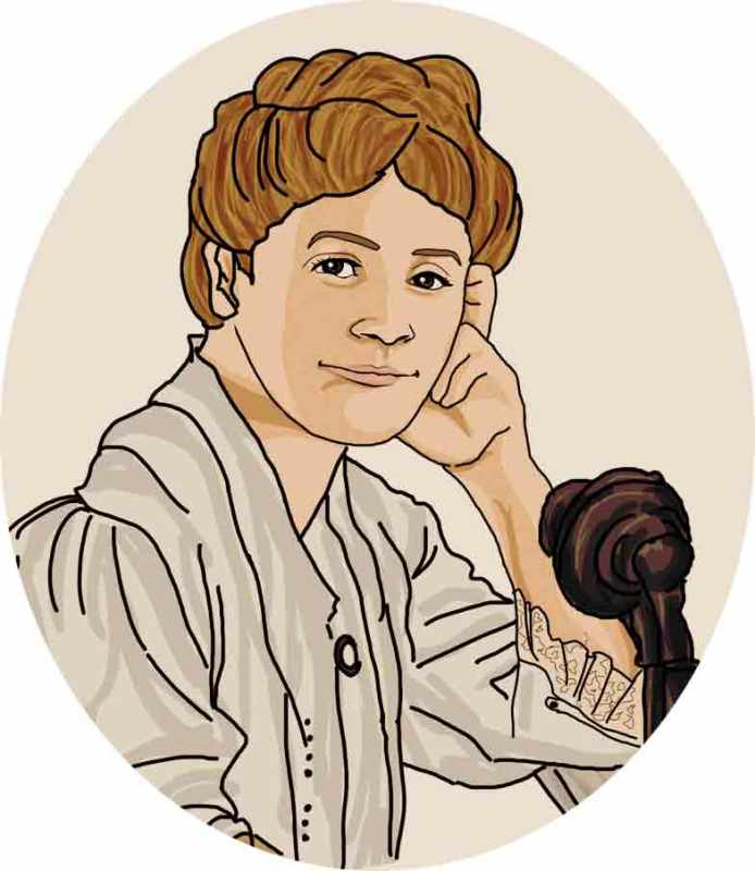 Edna Kearns, New York suffrage activist