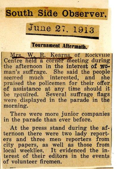 South Side Observer, June 27, 1913