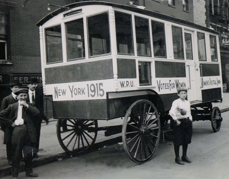 NewSuffrageWagon