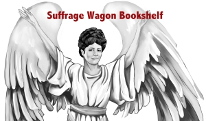 Suffrage Wagon Bookshelf