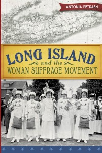 Long Island suffrage movement