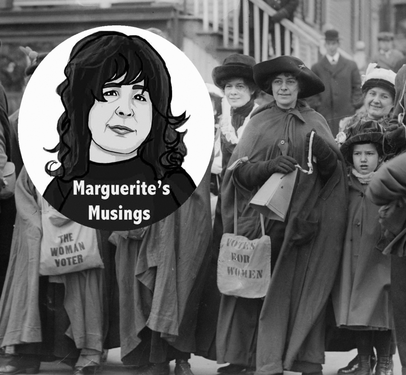 Marguerite's Musings: Rosalie Jones