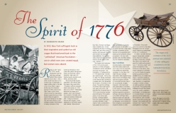 "The ""Spirit of 1776"" article in ""New York Archives"""