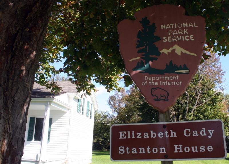 Elizabeth Cady Stanton house