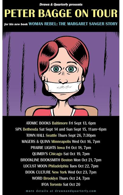 WOMANREBEL.tour-poster