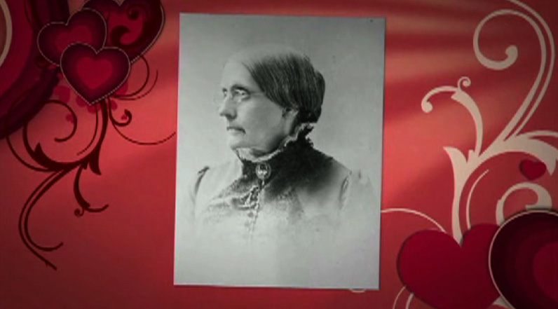 Video of Susan B. Anthony
