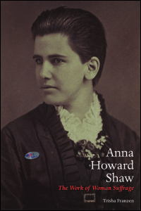 New book on Anna Howard Shaw