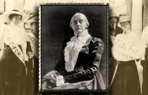 Susan B. Anthony dressups
