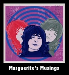 Marguerite Kearns at Suffrage Wagon News Channel