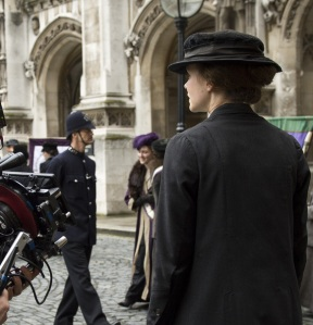 """Suffragette"" film. Photo: Pathe."