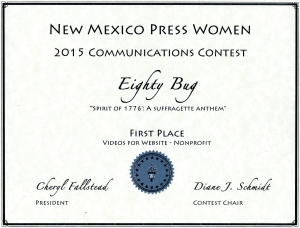 Award for Eighty Bug