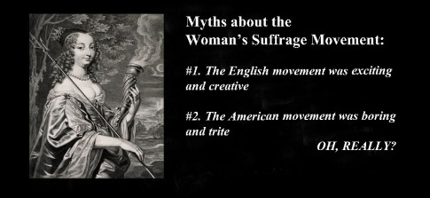 Suffrage Movement Myth