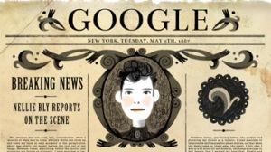 Nellie Bly on Google
